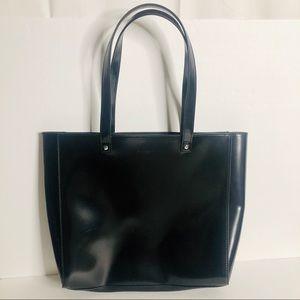 NWOT Givenchy Parfums Black Tote Bag Purse